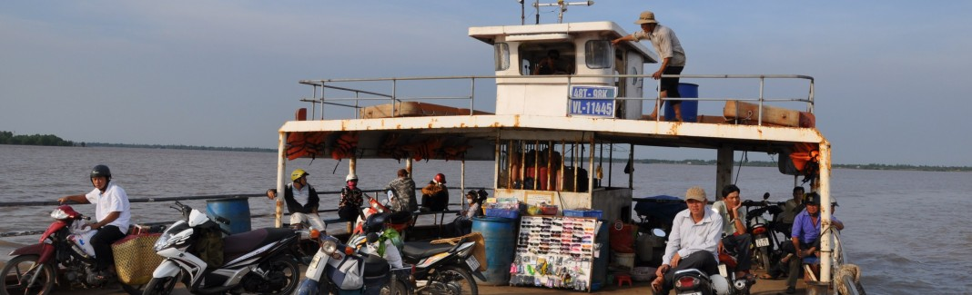 Getting to, from and around Vietnam