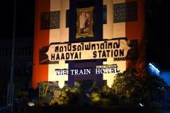 The Train Hotel