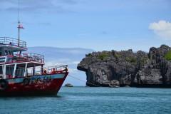 The Ang Thong Islands