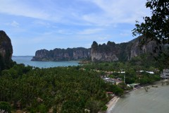 Railay viewpoint and lagoon
