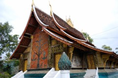 One day in Luang Prabang