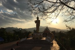 Red Cross Massage and Wat Phu That