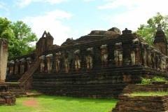 Kamphaeng Phet Historical Park: Northern zone