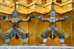 Wat Phra Kaew (Temple of the Emerald Buddha)