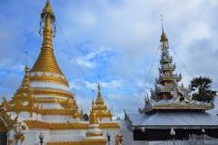 Wat Jong Klang and Wat Jong Kham