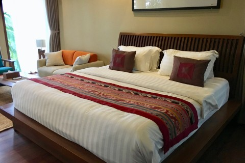 Smart, spacious and comfortable rooms.
