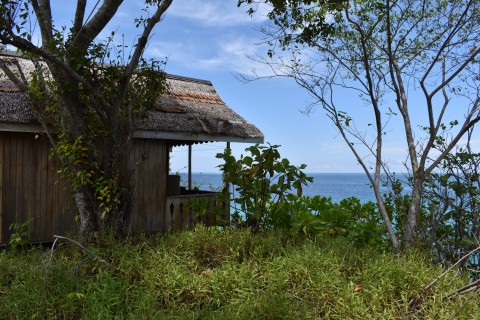 Cliffside hideaway at Poya Lisa.