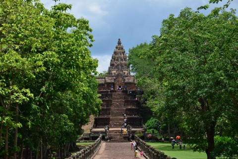 Breathtaking Phanom Rung.