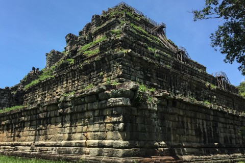 The incredible Koh Ker.