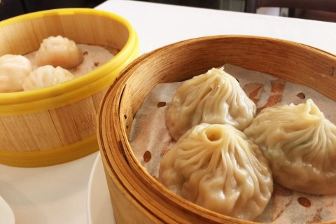 A late breakfast dim sum session perhaps?