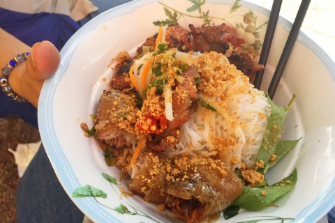 Our pick for the best <i>bun thit nuong</i> in town.