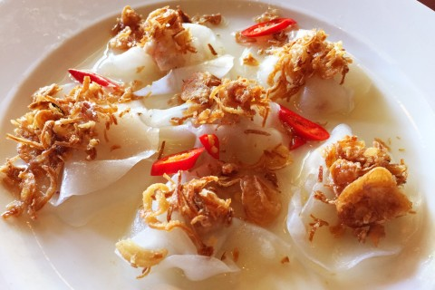 White rose dumplings are even better than they look.