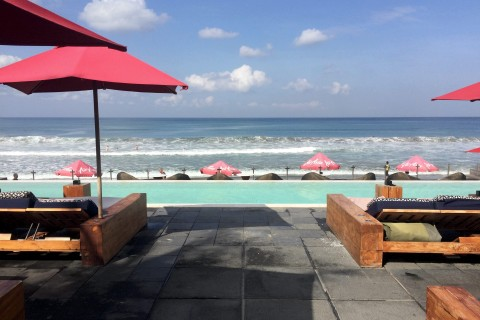 Ku De Ta: Best positioned bar in Seminyak?