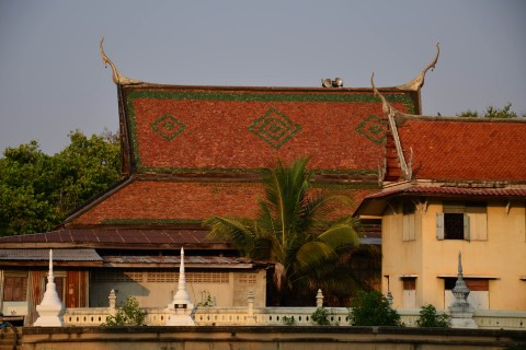 The simple charms of Sukhothai. Photo taken in or around Sukhothai, Thailand by David Luekens.