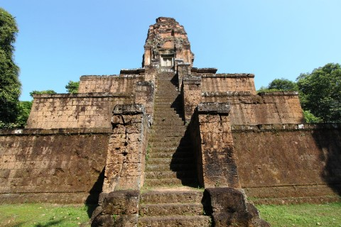 Remember there is more than just Angkor Wat. Photo taken in or around Angkor, Cambodia by Caroline Major.