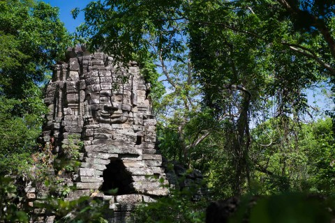 Banteay Samnang Tasok. Photo taken in or around Banteay Chhmar, Cambodia by Nicky Sullivan.