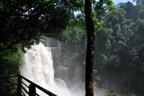 Haew Narok, one of the most impressive waterfalls in Thailand.