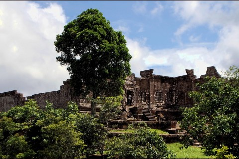 There is nowhere else quite like it. Photo taken in or around Preah Vihear Temple, Cambodia by Mark Ord.