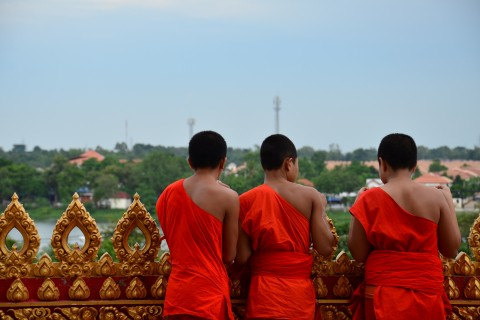 Enjoy the views. Photo taken in or around Khon Kaen, Thailand by David Luekens.