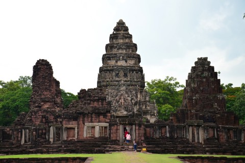 Magnificent Prasat Hin Phimai. Photo taken in or around Phimai, Thailand by David Luekens.