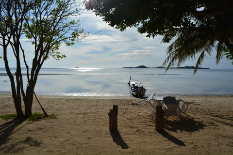 Early morning on Ko Taen. Photo taken in or around Must-do activities on Samui, Ko Samui, Thailand by Stuart McDonald.