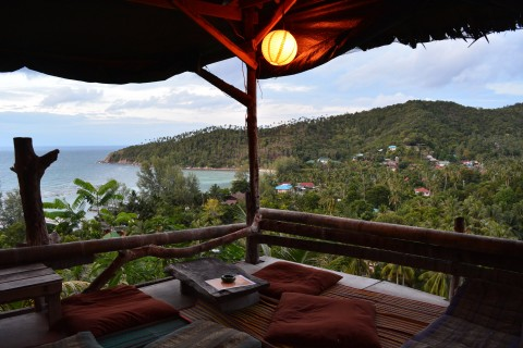 Sabai sabai at Haad Salad. Photo taken in or around Viewpoints, Ko Pha Ngan, Thailand by Stuart McDonald.