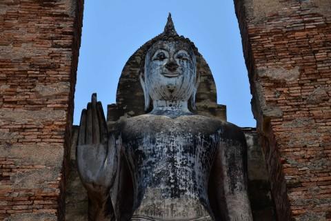 Classic Sukhothai.
