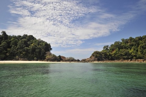 This'll do, we suppose. Photo taken in or around Exploring the Mergui Archipelago, Myeik, Burma_myanmar by Mark Ord.