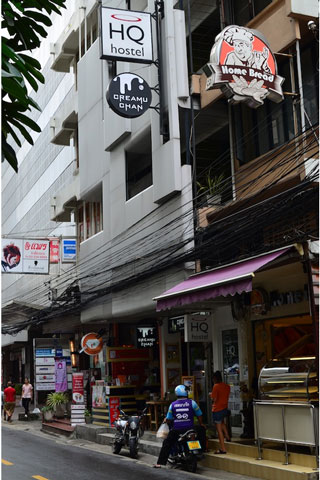 HQ Hostel Bangkok