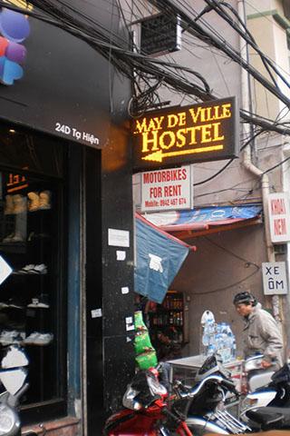 May de Ville Backpackers Hostel