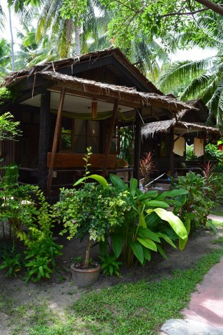 The best budget accommodation on Ko Pha Ngan